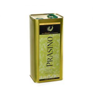 Prasino Saison Olivenöl im 5-Liter-Kanister