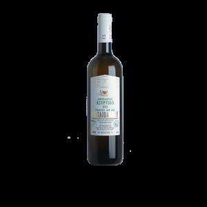 Griechischer Biowein: Assyrtiko Papaioannou | Prasino