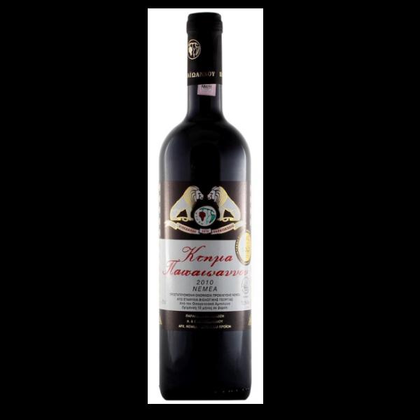 Ktima Papaioannou - Biowein aus Griechenland   Prasino