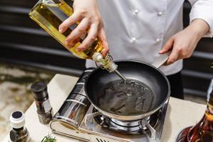 Olivenöl zum Braten | Prasino