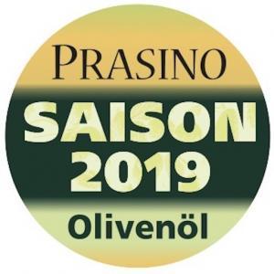 Prasino Saison Olivenöl 2019