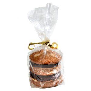 Elisenlebkuchen mit Mandeln | Prasino